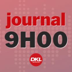 Journal 9h - mardi 6 avril