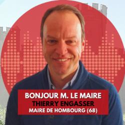 BONJOUR M. LE MAIRE DE HOMBOURG (68)
